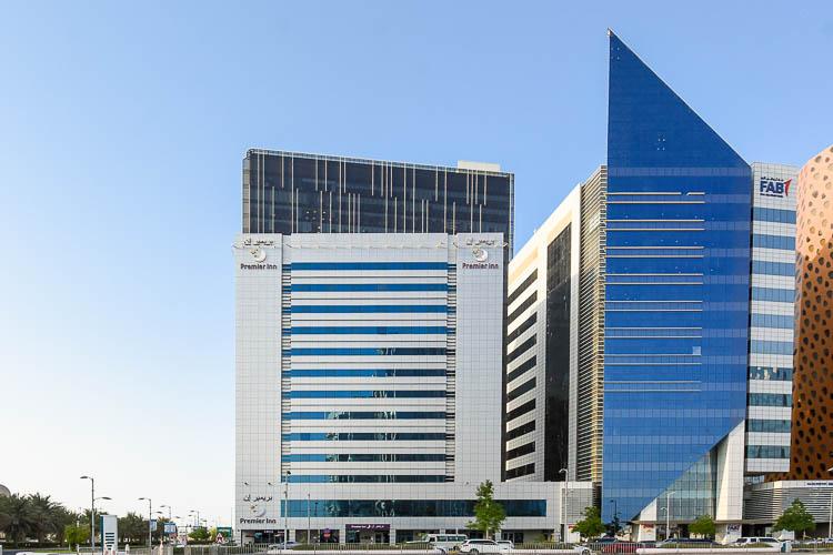 Premier Inn hotel near ADNEC in Abu Dhabi