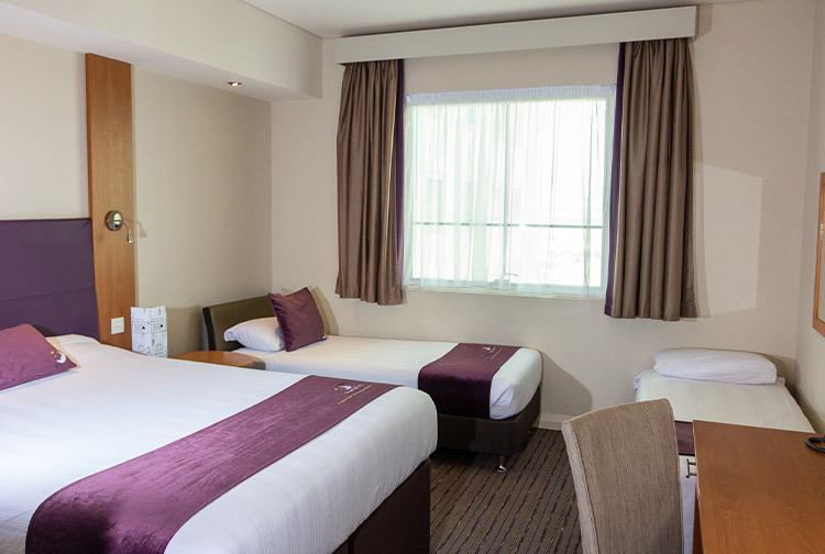 Abu Dhabi International Airport Hotel - Premier Inn