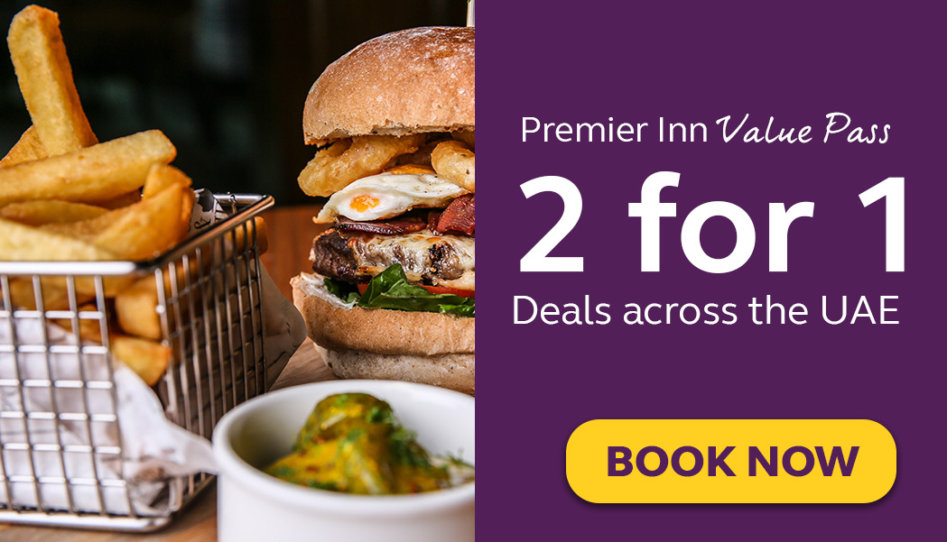 2 for 1 Deals Dubai