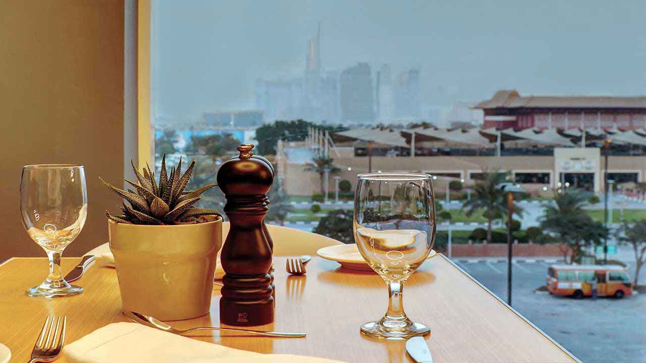 Ibn Battuta Hotel Starting AED 121 in Dubai | Premier Inn Hotels