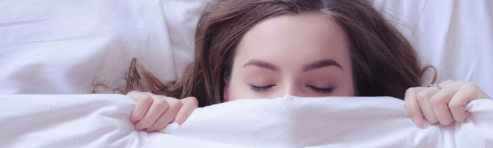 النوم الهانئ