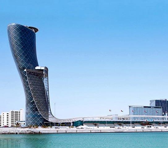 Abu Dhabi Capital Centre Hotel
