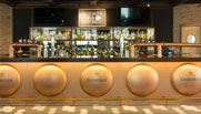 image of bar at dubai investments park hotel