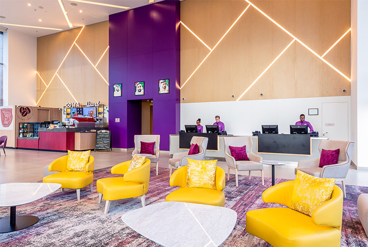 Dubai Dragon Mart Hotel Lobby