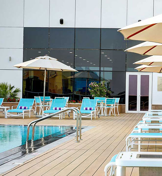 Dubai Ibn Battuta Mall Hotel
