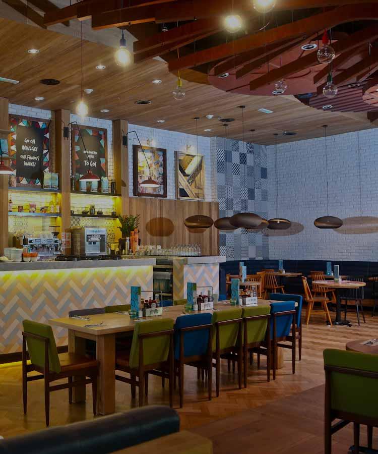 World Kitchen: Giraffe World Kitchen Offer