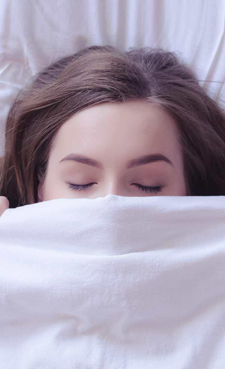 نضمن لك نوماً هانئاً