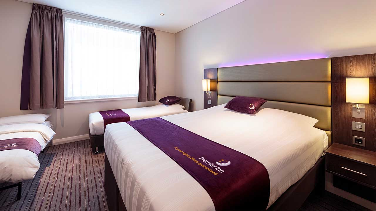How Are The Family Room At Premier Inn