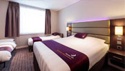 image of family room at premier inn doha hotel