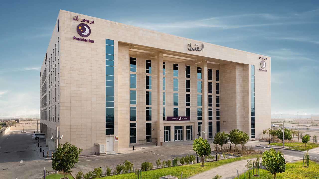 image of premier inn hotel in doha education city