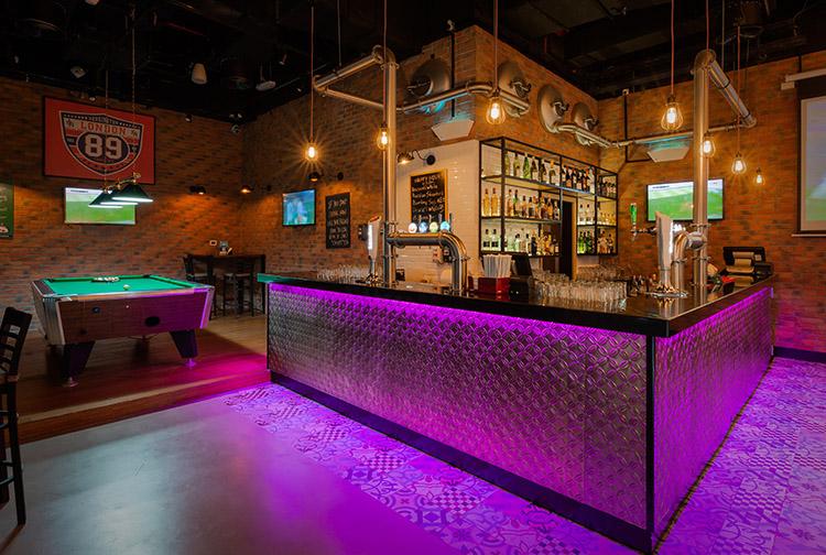 Mr Toad's Pub and Kitchen at Premier Inn Ibn Battuta Mall