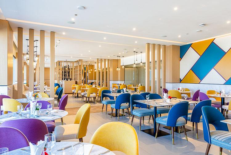 Nuevo Restaurant Premier Inn Dragon Mart Dining