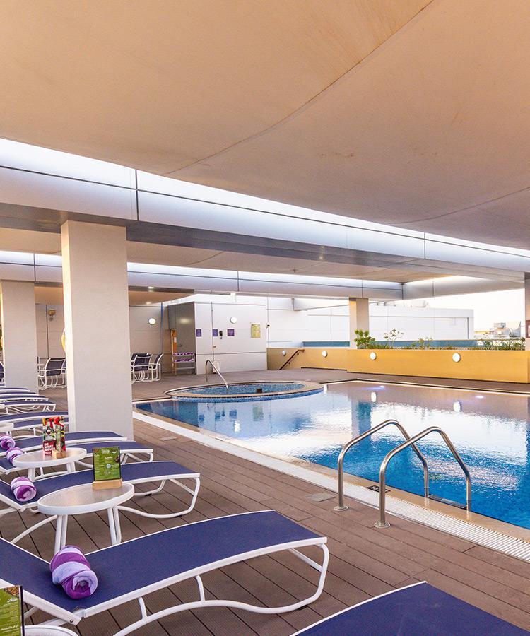 Premier Inn Abu Dhabi Airport Hotel
