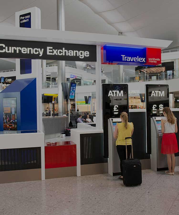Get 0% Commission on transactions at Travelex with Your